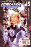 Image for ULTIMATE FANTASTIC FOUR #5   VOLUME 1 |  MARVEL