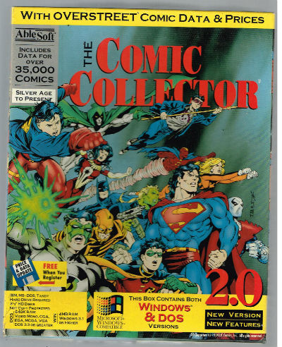 Image for The Comic Collector 2.0
