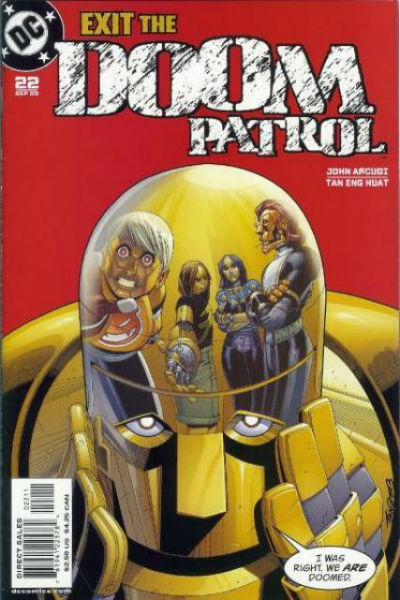 Image for Doom Patrol #22