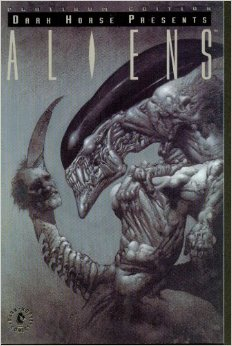 Image for Dark Horse Presents: Aliens - Platinum Edition Comic – 1992