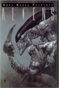 Dark Horse Presents: Aliens - Platinum Edition Comic – 1992