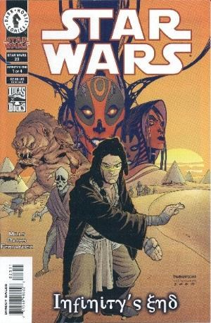 Image for Star Wars#23;Infinity's end #1 of 4