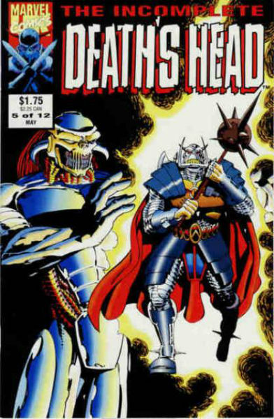 Image for The Incomplete Death's Head #5