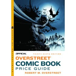 Image for The Official Overstreet Comic Book Price Guide, 36th Edition