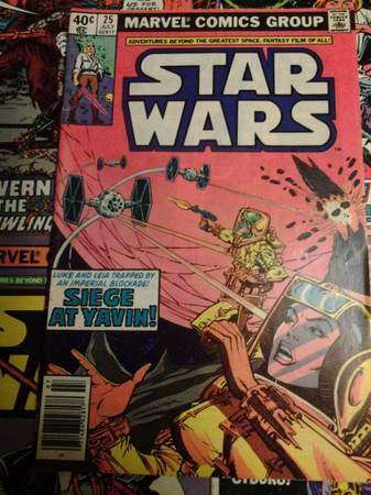 Image for Star Wars #25
