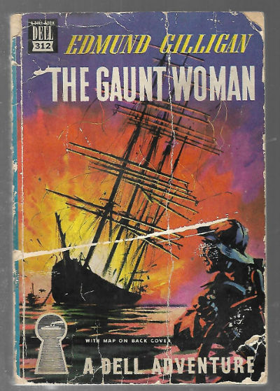 Image for the Gaunt woman;First Dell Mapback Edition # 312