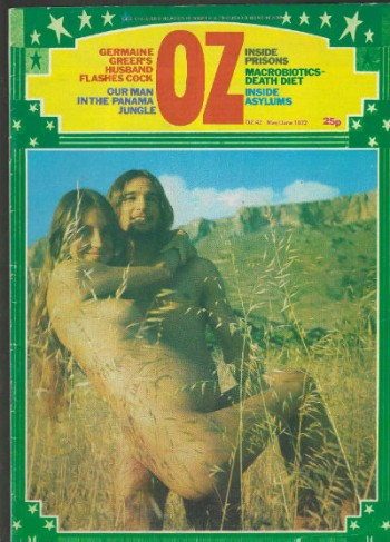 Image for OZ #42  May/June 1972