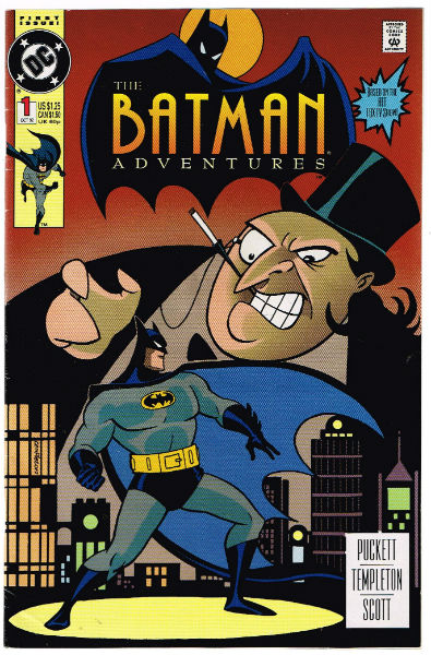 Image for BATMAN ADVENTURES #1   VOLUME 1 |  DC