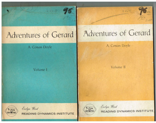 Image for Adventures of Gerard vol.1 & 2