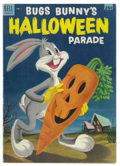 Image for Bugs Bunny Halloween parade #1