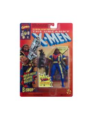 Image for The Uncanny X-Men Bishop with Quick Draw Release Action Figure
