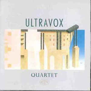 Image for Ultravox ‎– Quartet  Label:  Chrysalis ‎– B6V 41394  Format:  Vinyl, LP, Album   Country:  US  Released:  1983  Genre:  Electronic, Rock  Style:  New Wave, Synth-pop