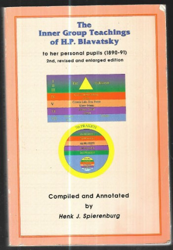 The Inner Group Teachings of H.P. Blavatsky To Her Personal Pupils 1890-91