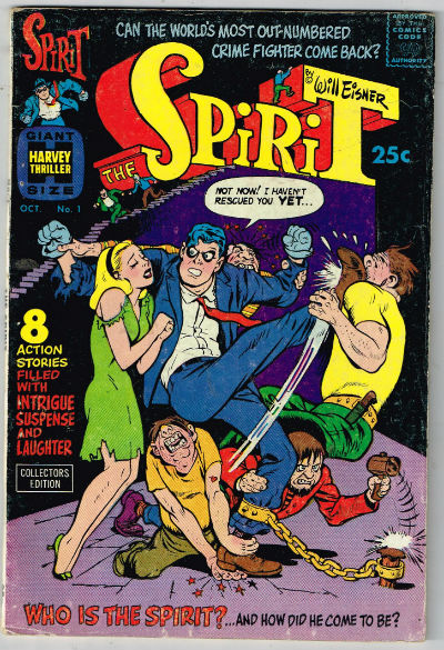 Image for the Spirit no.1,1966,Oct.