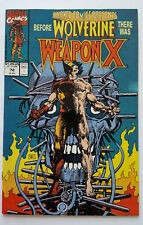 Image for Marvel comics presents Weapon X;#72 thru #84 (13 issues)