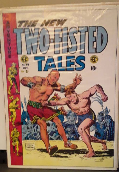 Image for Two-Fisted Tales no.39