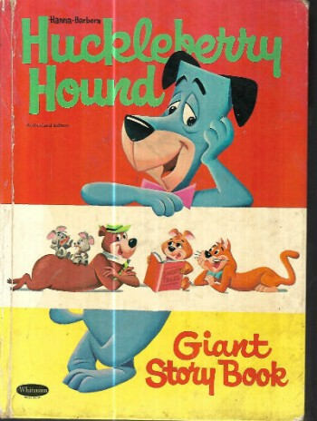 Image for Huckleberry Hound Giant Story Book