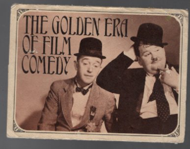 Image for Laurel and Hardy photo card envrlope (empty) American Savings Promo