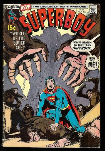 Image for Superboy 172