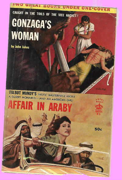 Image for Gonzaga's Woman/ Affair In Araby