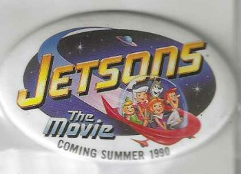 Image for Jetsons:the Movie;coming Summer 1990