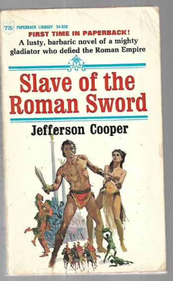 Image for Slave of the Roman Sword
