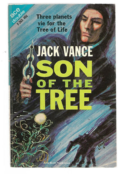 Image for The Houses of Iszm / Son of the Tree (Vintage Ace Double F-265) (Mass Market Paperback)