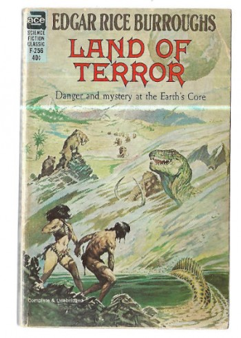 Image for Edgar Rice Burroughs:Land of Terror