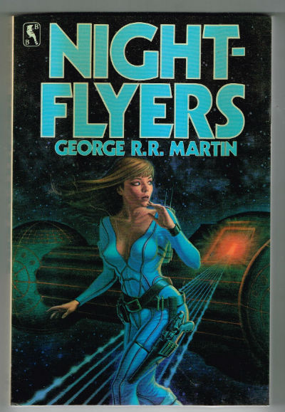 Image for Nightflyers-signed by Author