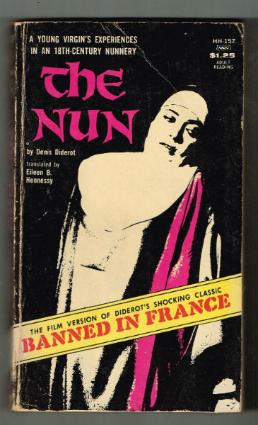 Image for the Nun