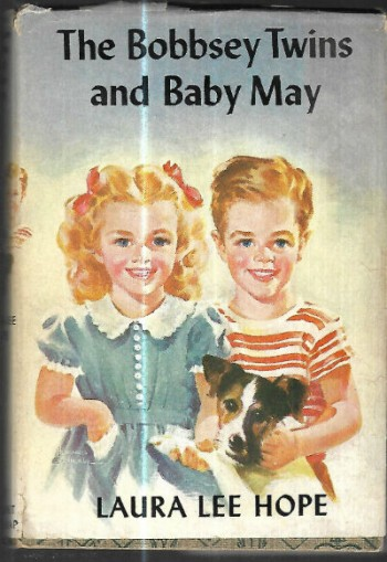 Image for The Bobbsey Twins and Baby May