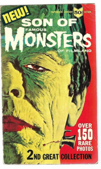 Image for Son Of Famous Monsters Of Filmland  (Paperback)