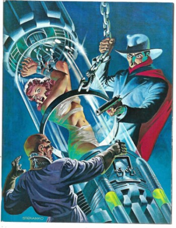 Image for Unseen Shadows-50 Cover Concepts by Jim Steranko-signed by author>