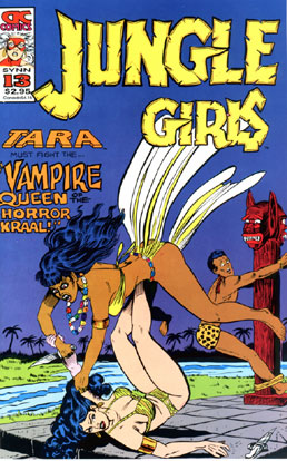 Image for Jungle Girls (1993) #13