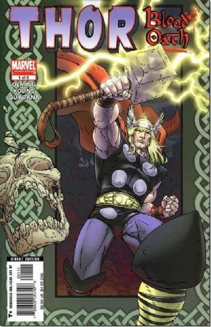 Image for THOR: BLOOD OATH #1 of #6   VOLUME 1 |  MARVEL
