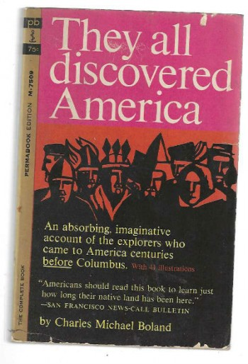 Image for They all discovered America