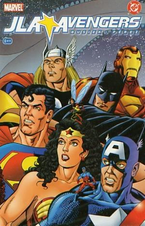 Image for JLA/AVENGERS #1    2003 | MINI-SERIES | MARVEL