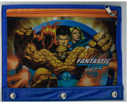 Image for Fantastic Four Pencil pocket