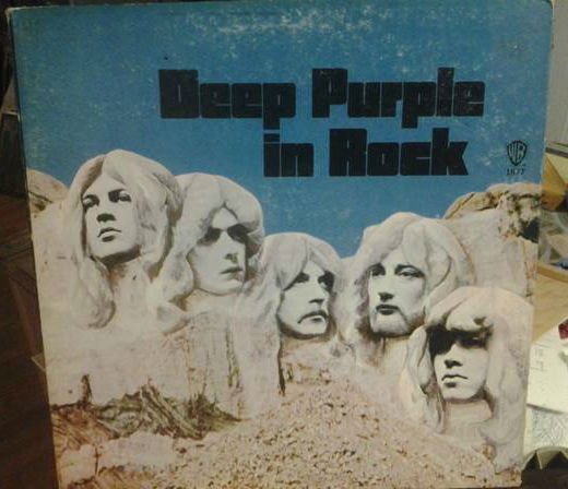 Image for Deep Purple ‎– In Rock  Label:  Warner Bros. Records ‎– WS 1877  Format:  Vinyl, LP, Album, Reissue, Gatefold   Country:  Canada  Released:  1973  Genre:  Rock  Style:  Hard Rock