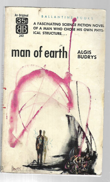 Image for Man of Earth