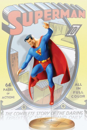 Image for Superman: Cover to Cover Superman #1 Statue