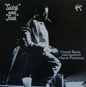 "Image for Oscar Peterson And Count Basie – ""Satch"" And ""Josh"""