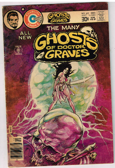 Image for The Many Ghosts of Dr. Graves #60