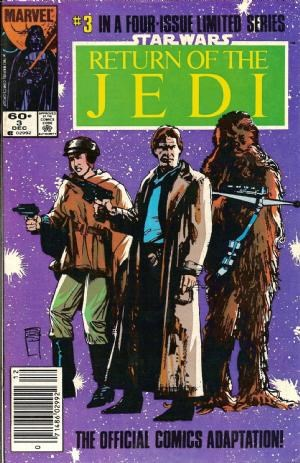 Image for Star WarsReturn of the Jedi #2,#3, and #4
