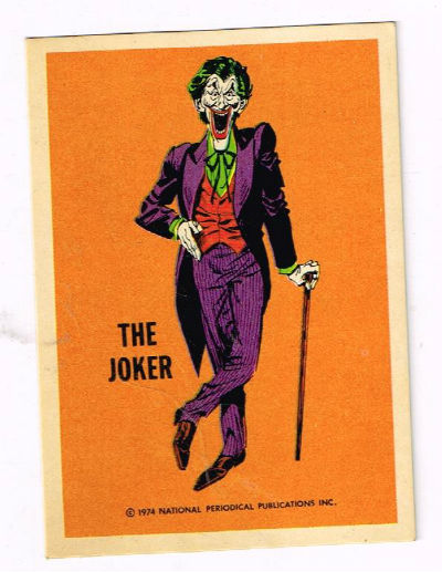Image for 11 DC Super-hero trading cards