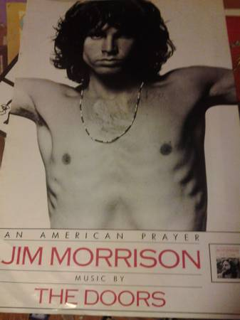 Image for Jim Morrison of the Doors