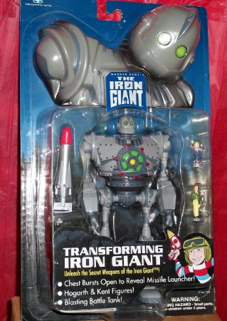 Image for Transforming IRON GIANT  by The Iron Giant
