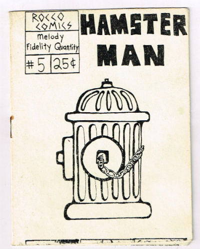 Image for Hamster man #5