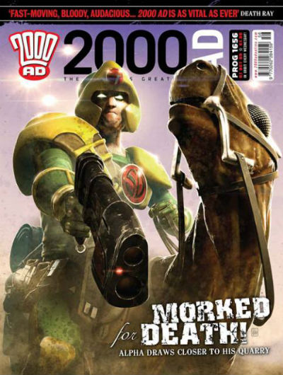 Image for 2000 A.D. progs:1652-1656 (5 issues) All have Judge Dredd.