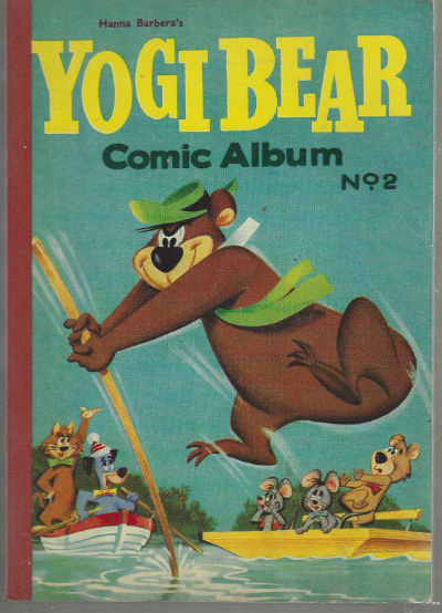 Image for Yogi Bear Comic album #2